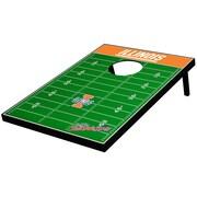 Tailgate Toss NCAA Football Cornhole Game; Illinois