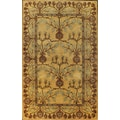 Bashian Rugs Essex Gold Area Rug; 7'9'' x 9'9''