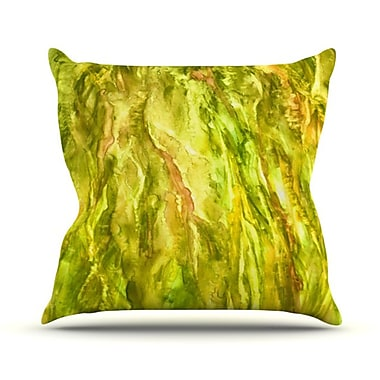 KESS InHouse Tropical Delight Throw Pillow; 20'' H x 20'' W