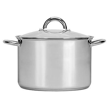 Range Kleen Stock Pot w/ Lid; 8.5-qt.