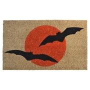 Imports Decor Molded Bats Doormat; 30'' x 18''