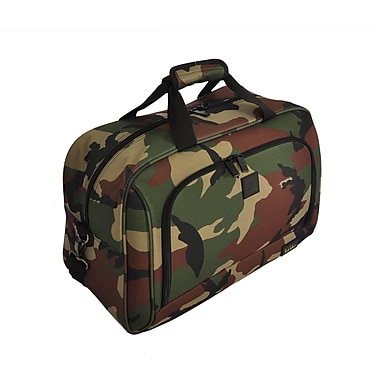 Nicole Miller Camo Carry-On Duffel