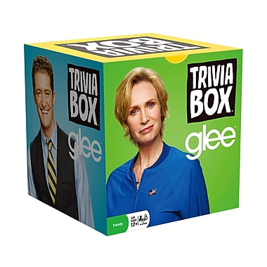 Imagination Games Trivia Box Glee Game