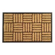 Imports Decor Criss Cross Doormat; 18'' x 30''