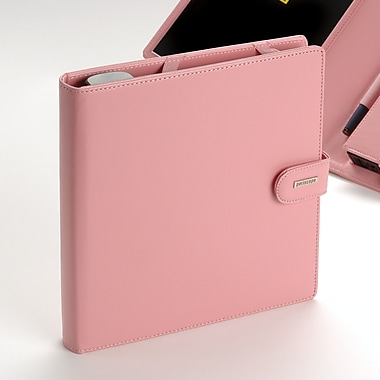 Periscope  Lighted Portfolio Case for Kindle and Nook; Pink