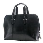 Tony Perotti Italico Classic  Leather Briefcase; Black