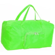 Netpack 21'' U-Zip Travel Duffel; Lime