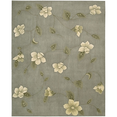 Nourison Julian Grey Area Rug; Runner 2'3'' x 8'