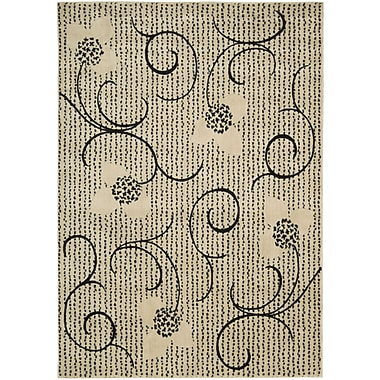 Nourison Expressions Ivory Area Rug; Runner 2' x 5'9''