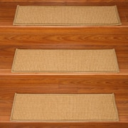 Natural Area Rugs Somerset Stair Tread (Set of 13)