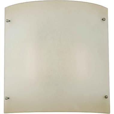 Forte Lighting 2-Light Wall Sconce