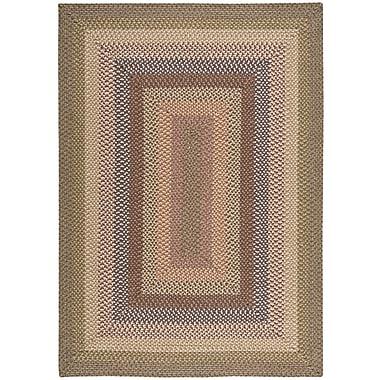 Nourison Craftwork Autumn Rug; Oval 7'6'' x 9'6''