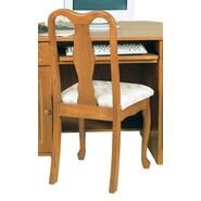 Passport Desk Chair; Oak