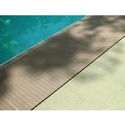 Mats Inc. World's Best Barefoot Mat 3' x 10' Safety and Comfort Mat in Buff