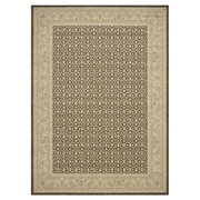 Nourison Persian Empire Chocolate Oriental Area Rug; 5'3'' x 7'5''