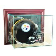 Perfect Cases Wall Mounted Football Helmet Display Case