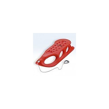 KHW Sleds Snow Shuttle in Red