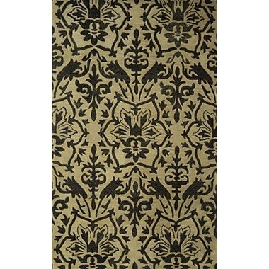 MOTI Rugs Belize Gold Area Rug; 2' x 3'