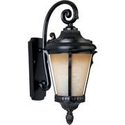 Maxim Lighting Odessa EE 1-Light Outdoor Wall Lantern; 26.5'' H x 11.5'' W