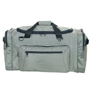 Netpack 24'' Overnight Travel Duffel; Grey