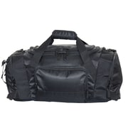 Netpack 19'' Casual Use Travel Duffel; Black