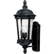 Maxim Lighting Dover Cast 1-Light Outdoor Wall Lantern