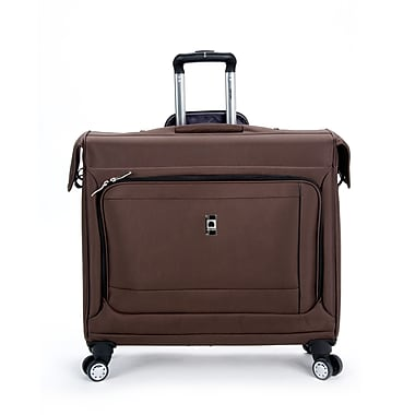 Delsey Helium Breeze 4.0 Spinner Garment Bag; Brown