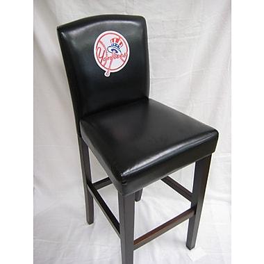 Imperial MLB 38'' Bar Stool (Set of 2); New York Yankees