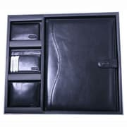 Leatherbay Executive Gift Set in Black