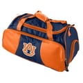Logo Chairs NCAA 21'' Gym Duffel; Auburn