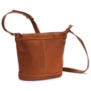 Le Donne Leather Ti Bucket Bag; Tan