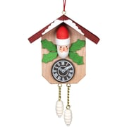 Christian Ulbricht Santa Clock Ornament