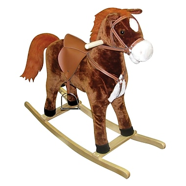 Charm Co. Hercules Large Rocking Horse
