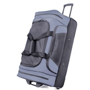 Netpack 30'' 2-Wheeled Rocky Travel Duffel; Grey