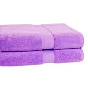 Calcot Ltd. Growers Bath Towel (Set of 2); Lilac