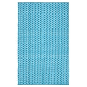 Thom Filicia Rugs Thom Filicia Summer Blue Indoor/Outdoor Rug; 6' x 9'