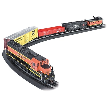 Bachmann Trains HO Scale Rail Chief Train SetSorry, this item is currently out of stock.