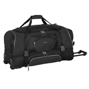 Travelers Polo & Racquet Club Adventurer 36'' Travel Duffel; Black