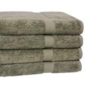 Calcot Ltd. All American Cotton Line Bath Towel (Set of 4); Sage