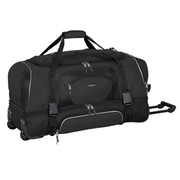 Travelers Polo & Racquet Club Adventurer 30'' Travel Duffel; Black
