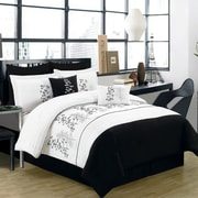 Textiles Plus Inc. 6 Piece Comforter Set; King