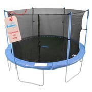 Upper Bounce 8' Round Enclosure for Trampoline