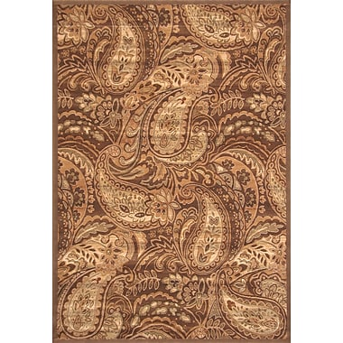 Abacasa Essentials Paisley Area Rug; 5'3'' x 7'6''