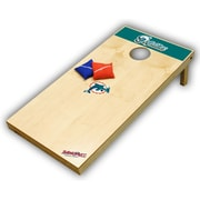 Tailgate Toss NFL Tailgate Toss XL Bean Bag Toss Game; Miami Dolphins