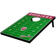 Tailgate Toss NCAA Football Cornhole Game; Indiana