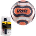 Voit Reflect Soccer Ball with Ultimate Inflating Kit