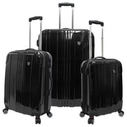 Traveler's Choice Sedona 3 Piece Hardsided Expandable Luggage Set