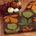 TAG Harvest Market Leaf Coir Mat