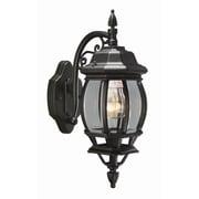 Design House Canterbury 1-Light Outdoor Wall Lantern