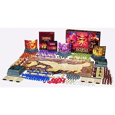 Wizards of the Coast IKUSA Board Game